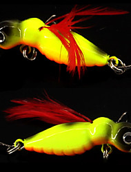 cheap -2 pcs Others Fishing Lures Fishing Tools Jigs Sinking Bass Trout Pike Bait Casting Plastic
