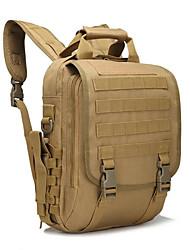 Недорогие -35 L Рюкзаки Военный Тактический Рюкзак Многофункциональный Водонепроницаемость Дышащий Дожденепроницаемый На открытом воздухе Отдых и Туризм Охота Катание на лыжах Нейлон Оксфорд ACU Цвет CP Color