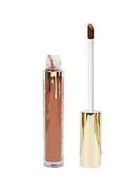 Недорогие -1 pcs Повседневный макияж Инструменты для макияжа Бальзам Блеск для губ влажный Цветной глянец Составить косметический Повседневные Товары для ухода за животными