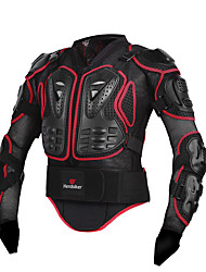 cheap -Cycling Jacket Bike Jacket / Top Sports Black / Red Bike Wear / Stretchy