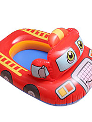cheap -Inflatable Pool Float Swim Rings Kiddie Pool Pool Lounger Inflatable Pool PVC(PolyVinyl Chloride) Summer Car Pool Kid's Adults'