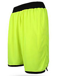 abordables -Homme Shorts de Course Running Des sports Cuissard  / Short Bas Course / Running Exercice & Fitness Basket-ball Respirable Séchage rapide Rouge et Blanc Noir / Rouge Vert / noir. Noir / Blanc