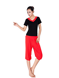 cheap -Women's Running Pants Track Pants Sports Pants Athletic Athleisure Wear Cotton Sport Yoga Running Exercise & Fitness Breathable Soft Comfortable Solid Colored Sports / Stretchy