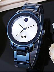 cheap -Men's Fashion Watch Wrist Watch Quartz Blue / Gold / Rose Gold Analog Gold Blue Rose Gold