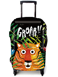 cheap -Luggage Cover Dust Proof Polyester Orange / Black Travel Accessory