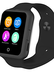 cheap -Smartwatch for iOS / Android Heart Rate Monitor / Calories Burned / Long Standby / Touch Screen / Exercise Record Call Reminder / Activity Tracker / Sleep Tracker / Sedentary Reminder / Find My Device