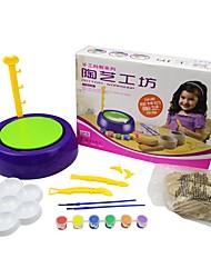 Недорогие -Обучающая игрушка Машина Своими руками Электрический Детские Девочки Игрушки Подарок