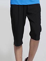 abordables -Homme Shorts de Course Running Coton Des sports Exercice & Fitness Classique Mode Noir Bleu Grise