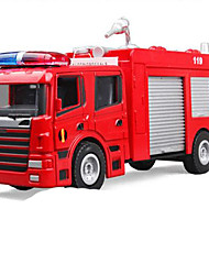 cheap -Toy Car Model Car Truck Construction Truck Set Excavator Truck Excavating Machinery Simulation Boys' Toy Gift