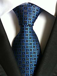 abordables -Homme Pois / Soirée / Travail Cravate Points Polka