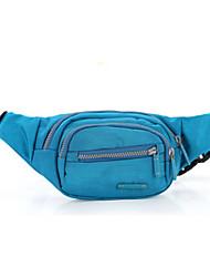 cheap -Running Belt Fanny Pack Sling Shoulder Bag for Running Leisure Sports Cycling / Bike Traveling Sports Bag Multifunctional Waterproof Wearable Canvas Nylon Running Bag / Rainproof