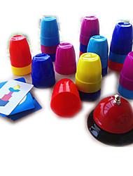 Недорогие -пластик чашка Детские Универсальные Игрушки Дары