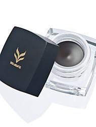 abordables -Eyeliner Accessoires de Maquillage Baume Imperméable Maquillage Œil Quotidien Maquillage Quotidien Etanche Gloss coloré Couverture Cosmétique Accessoires de Toilettage