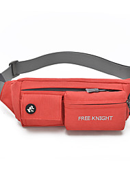 cheap -Fanny Pack Waist Bag / Waist pack Running Pack 5 L for Camping / Hiking Climbing Leisure Sports Sports Bag Multifunctional Waterproof Dust Proof Running Bag