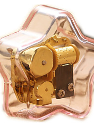 cheap -Music Box Heart Plastic Metal Kid's Girls' Toy Gift