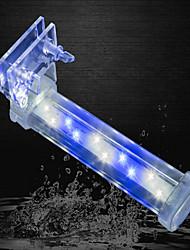 Недорогие -Аквариумы Оформление аквариума LED подсветка Поменять Регулируется С переключателем Искусственная Нетоксично и без вкуса Бесшумно