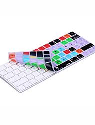 Недорогие -Xskn® lightroom cc shortcut силиконовая клавиатура для волшебной клавиатуры версия 2015 (раскладка us / eu)
