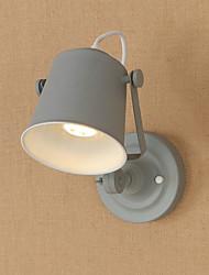 cheap -Rustic / Lodge Traditional / Classic LED Wall Lights Metal Wall Light 110-120V 220-240V 4 W / E27