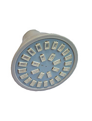 cheap -1.5 W LED Grow Lights 159-163 lm GU10 GU5.3(MR16) E27 MR16 28 LED Beads SMD 5733 Red Blue 220 V 110 V / 1 pc / RoHS