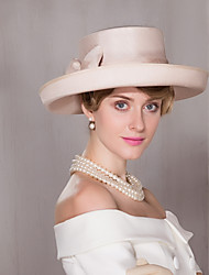 cheap -Fabric Headpiece-Wedding Special Occasion Casual Office & Career Hats 1 Piece