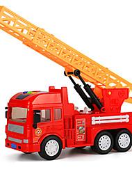 Недорогие -Игрушечные машинки Грузовик Экскаватор Пожарные машины XL Машинки с инерционным механизмом ABS для Детские Универсальные Мальчики