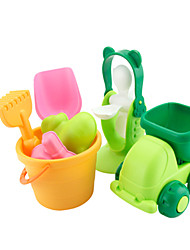cheap -Toy Car Beach Toy Fun Novelty 7 in 1 Holiday Plastic Kid's Adults' Toy Gift