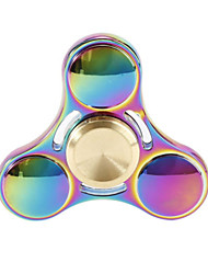 cheap -Hand spinne Fidget Spinner Hand Spinner High Speed for Killing Time Stress and Anxiety Relief Metalic Classic 1 pcs Kid's Adults' Girls' Toy Gift