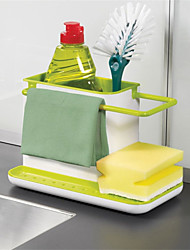 Недорогие -держатель для раковины сливной держатель для губки кухонный органайзер