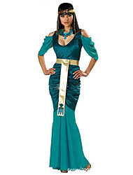 cheap -Egyptian Costume Cosplay Costume Women's Halloween Carnival Festival / Holiday Women's Carnival Costumes Fashion