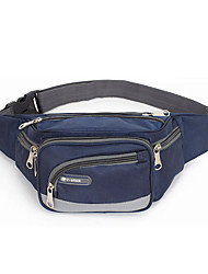 cheap -Fanny Pack Waist Bag / Waist pack Running Pack 10 L for Camping / Hiking Climbing Leisure Sports Sports Bag Multifunctional Waterproof Dust Proof Running Bag