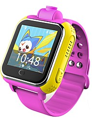cheap -Q730 Kid Smart Watch with Camera BT 4.0 Fitness Tracker Support Notify & GPS Smartwatch