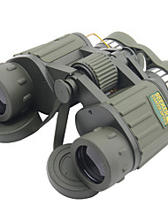 cheap -SEEKER 8 X 42 mm Binoculars Porro Lenses Night Vision in Low Light High Definition Generic Carrying Case 140/1000 m Multi-coated BAK4 Hunting Camping / Hiking / Caving Outdoor Plastic Rubber