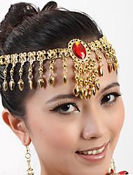 cheap -Belly Dance Headpieces Women's Performance Metal Headwear
