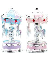 cheap -Music Box Lighting Plastic Women's Toy Gift