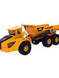 abordables -Petites Voiture Véhicule de Construction Camion Unisexe Jouet Cadeau