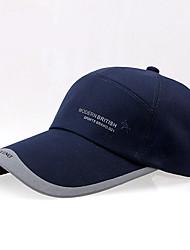 Недорогие -Летняя бейсболка на открытом воздухе хлопок холст с длинным карнизом тени ВС шляпу