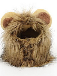 cheap -Lion Mane Wig for Dog and Cat Costume Pet Adjustable Washable Comfortable Fancy Lion Hair