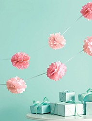 cheap -Petals Pearl Paper Wedding Decorations Christmas / Wedding / Halloween Beach Theme / Garden Theme / Vegas Theme Spring / Summer / Fall