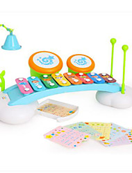 cheap -HUILE TOYS Xylophone Fun Plastic Toy Gift