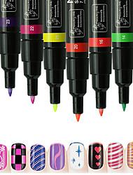 cheap -3d-design-nail-art-decorations-tools-pens-painting-drawing-pen-uv-gel-design-manicure-acrylic-paint-kit-set-diy-nail-tools
