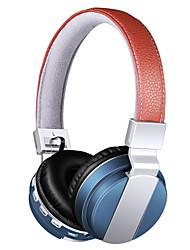 abordables -soyto bt-008 casque supra-auriculaire sans fil divertissement de voyage bluetooth v4.0 gros écouteurs à isolation phonique avec microphone et contrôle du volume