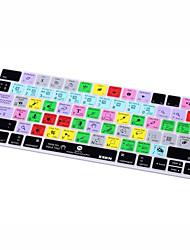 Недорогие -Xskn® photoshop cc shortcut силиконовая клавиатура для волшебной клавиатуры версия 2015 (раскладка us / eu)