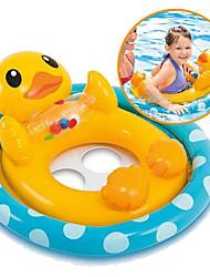 cheap -Inflatable Pool Float Donut Pool Float Swim Rings Inflatable Pool Plastic Summer Bird Pool Kid's Adults'