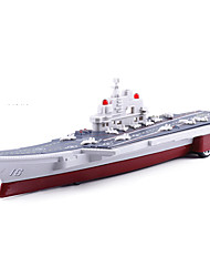 cheap -Toy Car Pull Back Vehicle Farm Vehicle Aircraft Carrier Aircraft Carrier Car Ship Simulation Unisex Toy Gift