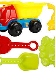 cheap -Toy Car Beach Toy Fun Large Size Holiday Truck Plastics Kid's Adults' Toy Gift