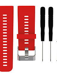 cheap -1 PCS Watch Band for Garmin Sport Band Silicone Wrist Strap for Vivoactive HR
