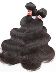 cheap -Human Hair Remy Weaves Body Wave Brazilian Hair 400 g