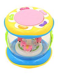 Недорогие -Аксессуары для кукольного домика Барабанная установка Электрический Пластик для Детские