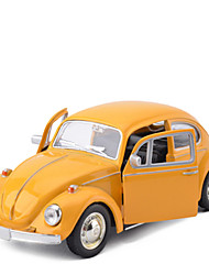cheap -Toy Car Classic Car Car Beatles Simulation Classic Unisex Toy Gift
