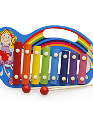 cheap -Xylophone Dollhouse Baby Music Toy Fun Wooden For Kid's Boys'